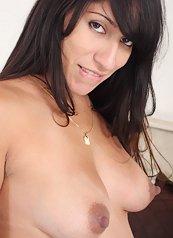 Pregnant Leticia